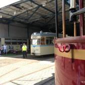 FStraßenbahnmuseum Leipzig: Wagen 1206