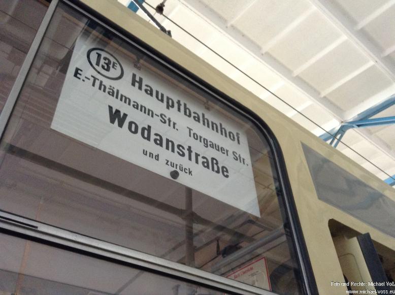 ´Straßenbahnmuseum Leipzig