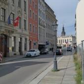 Dresden: Landhausstraße und Neumarkt