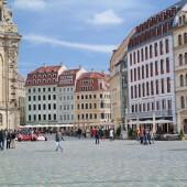 Dresden: Neumarkt und Frauenkirche