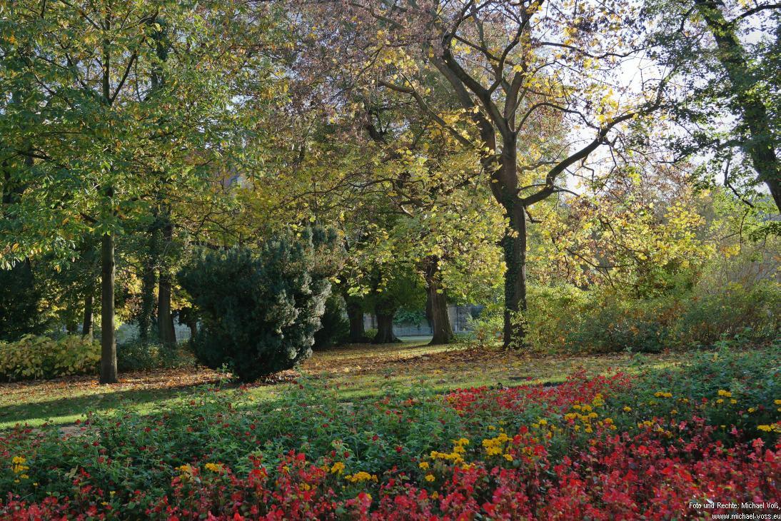 Merseburg: Schlossgarten