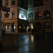 Halle: Stadthaus (23.11.14)