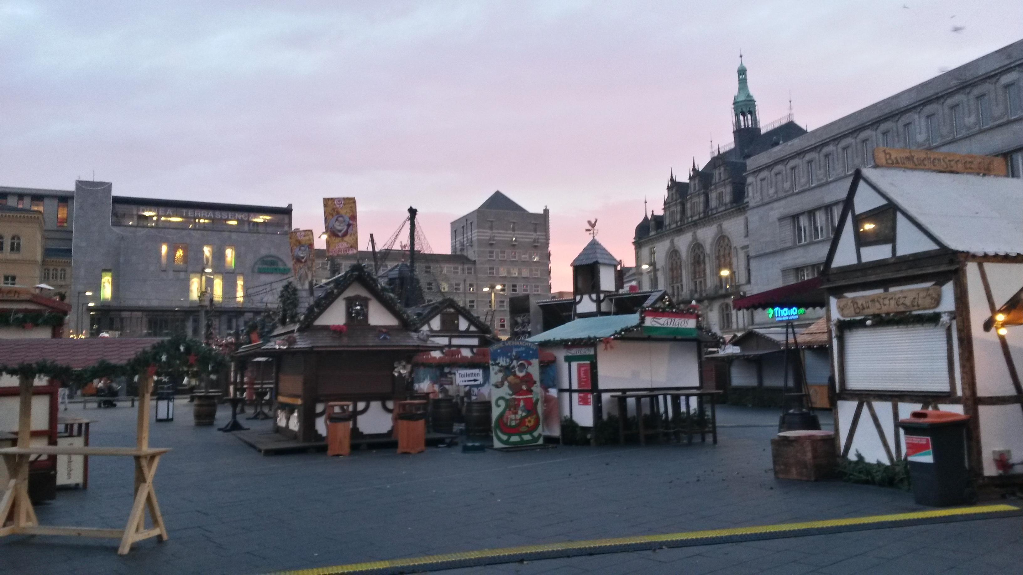 Markplatz in Halle