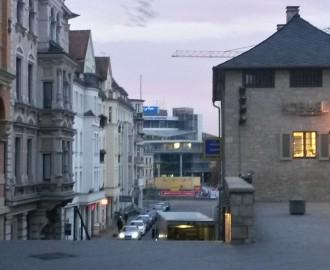 Halle: Hallmarkt und MDR