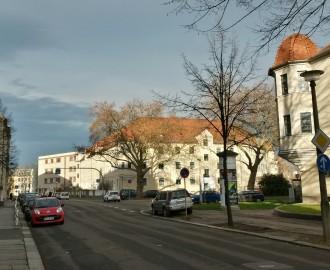 Halle: Liebenauer Straße