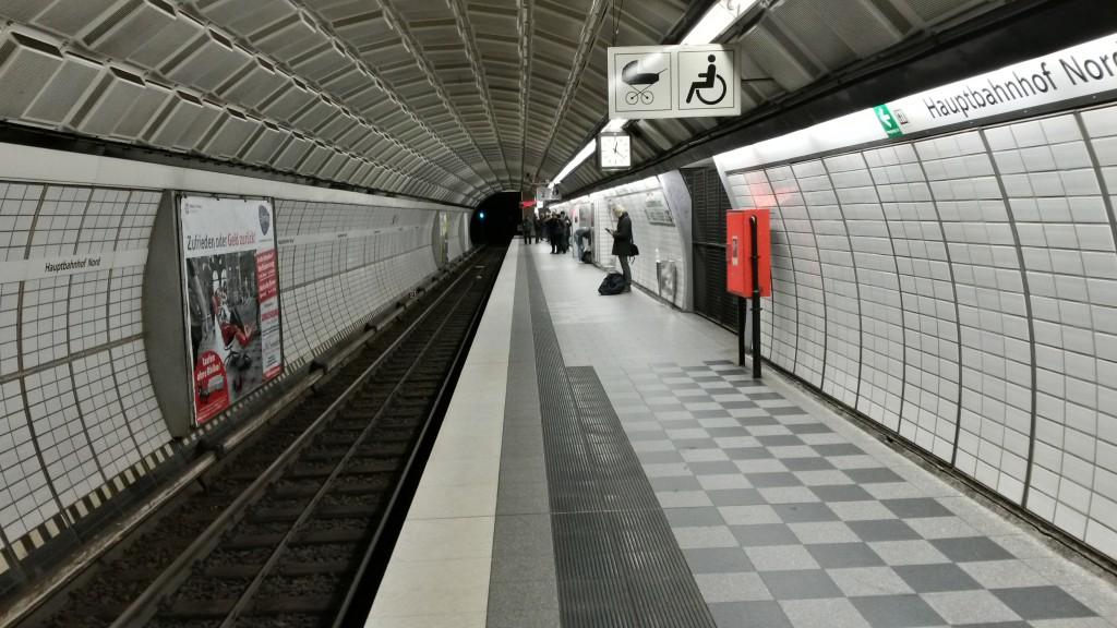Hamburg, Hauptbahnhof Nord