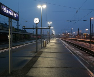 Halle Hauptbahnhof, Gleis 5