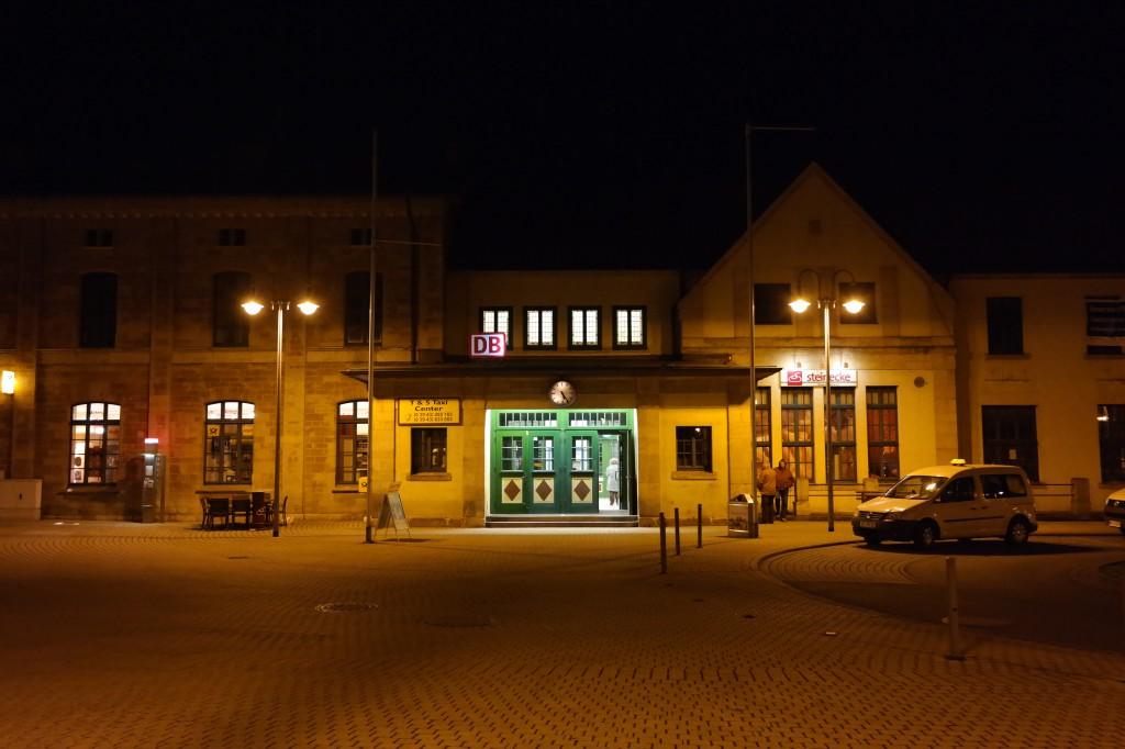 Bahnhof Wernigerode