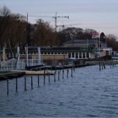 Außenalster in Hamburg