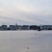 Binnenalster in Hamburg