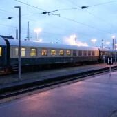 Sonderzug nach Oberhof