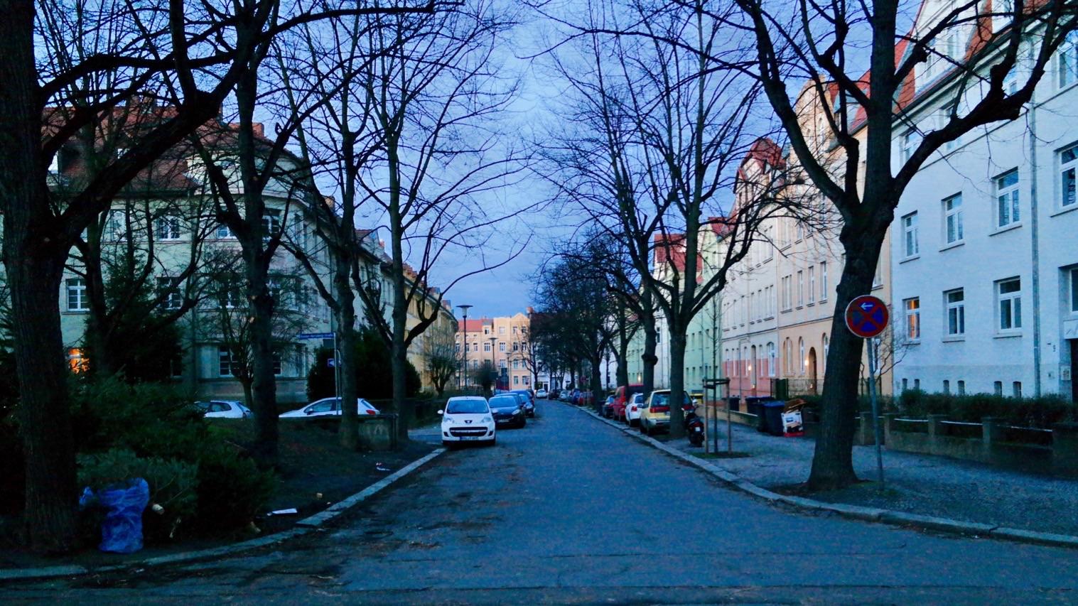 Halle: Gustav-Herzberg-Straße