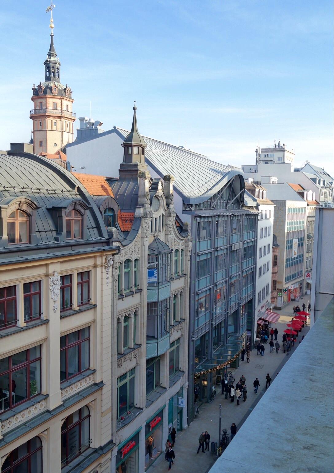 Leipzig, Grimmaische Straße