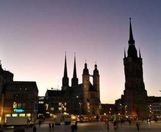 Marktplatz in Halle