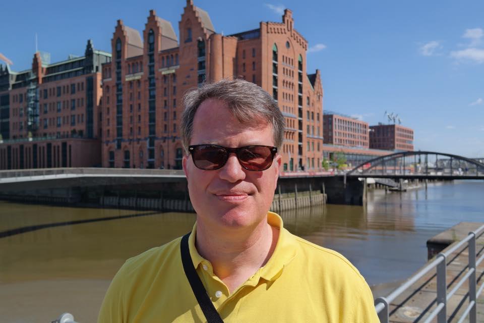 Zu Besuch in der Hamburger Speicherstadt